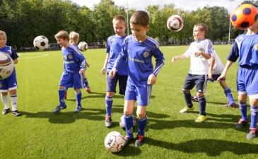 Спорт в детском лагере Gagarin