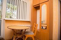 Корпус 2, комната 1, 2-й этаж, ДОЛ им. Ю. А. Гагарина, Евпатория