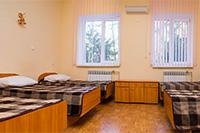 Корпус 3, комната 1, 1-й этаж, ДОЛ им. Ю. А. Гагарина, Евпатория