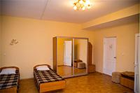Корпус 3, комната 2, 1-й этаж, ДОЛ им. Ю. А. Гагарина, Евпатория