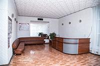 Корпус 7, холл, ДОЛ им. Ю. А. Гагарина, Евпатория