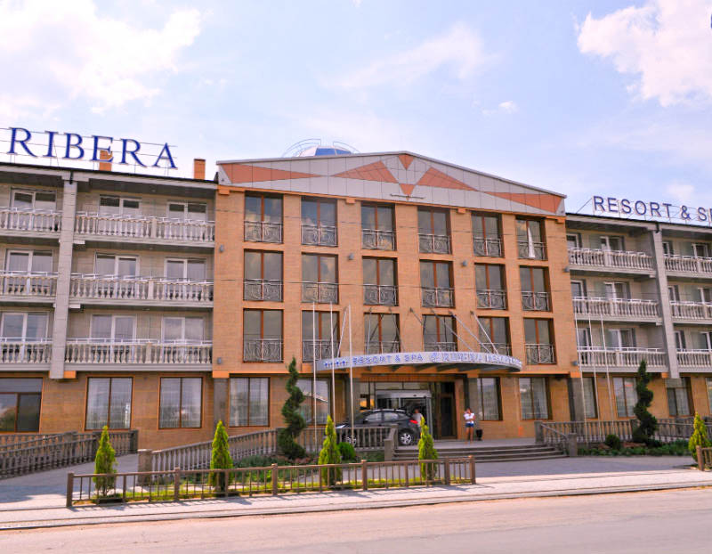 Отель «Ribera Resort & SPA» в Евпатории