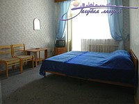 двухместный номер в пятом корпусе ЕДКС МО, Евпатория туркомпания Голубая лагуна