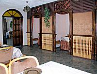 ресторан в санатории ЕДКС МО, Евпатория туркомпания Голубая лагуна