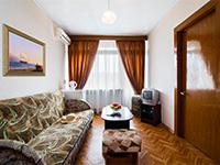 Номер 2-х комнатный «Улучшенный», санаторий Таврия